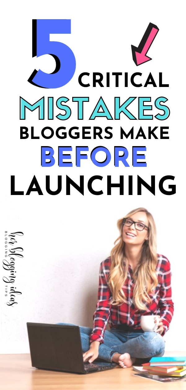 Things to do Before Launching a blog