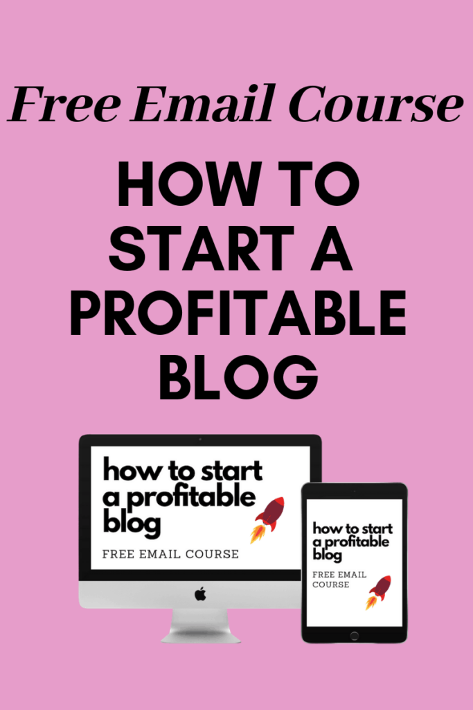 How to Start a Profitable Blog (1)