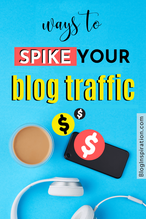 How to build blog traffic